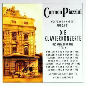 Die Klavierkonzerte (Teil 4), Carmen Piazzini