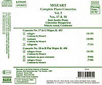 Die Klavierkonzerte Vol. 5 - Produktdetailbild 1