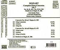 Die Klavierkonzerte Vol. 7 - Produktdetailbild 1