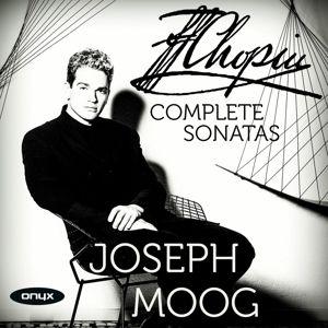 Die Klaviersonaten, Joseph Moog