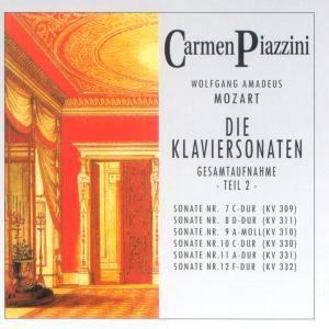 Die Klaviersonaten Teil 2, Carmen Piazzini