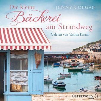 Die kleine Bäckerei am Strandweg (2 mp3-CDs), Jenny Colgan