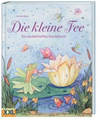 Die kleine Fee, mit 5 Puzzles à 20 Teile, Annette Weber