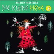 Die kleine Hexe, 1 Audio-CD (Neuproduktion), Otfried Preußler