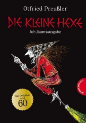 Die kleine Hexe, Jubiläumsausgabe, Otfried Preußler