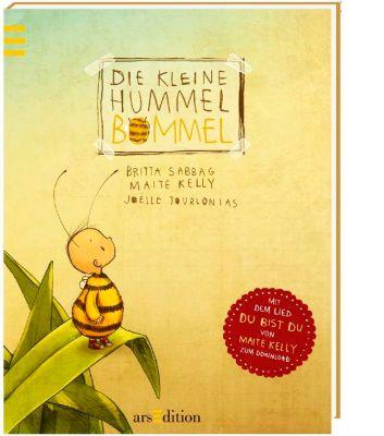 Die kleine Hummel Bommel -  pdf epub