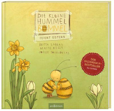 Die kleine Hummel Bommel feiert Ostern, Britta Sabbag, Maite Kelly