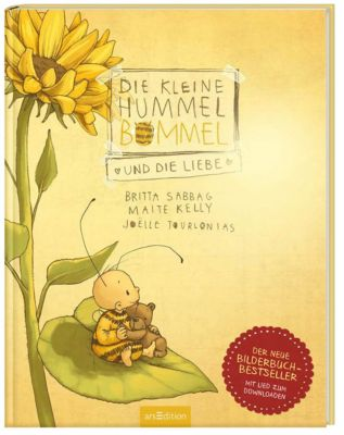 Die kleine Hummel Bommel und die Liebe, Britta Sabbag, Maite Kelly