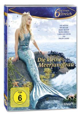 Die kleine Meerjungfrau - 6 auf einen Streich, Hans Christian Andersen