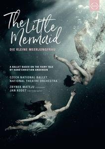Die kleine Meerjungfrau (Ballett), Tschechisches Nationalballett