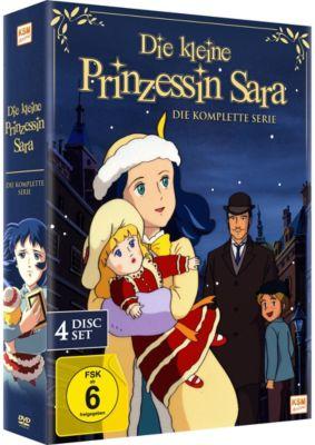 Die kleine Prinzessin Sara - Die komplette Serie, N, A