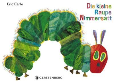 Die kleine Raupe Nimmersatt, Geschenkausgabe, Eric Carle