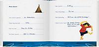 Die kleine Raupe Nimmersatt - Mein Babyalbum - Blau - Produktdetailbild 2