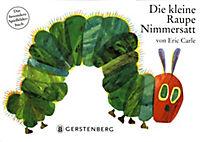 Die kleine Raupe Nimmersatt, plus Holzraupe - Produktdetailbild 2