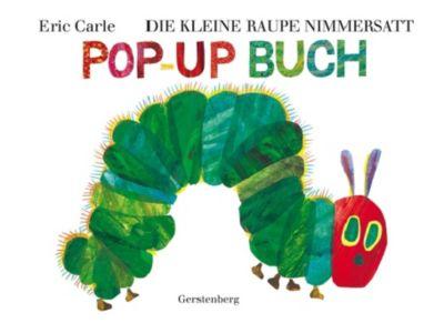 Die kleine Raupe Nimmersatt, Pop-up-Ausgabe, Eric Carle