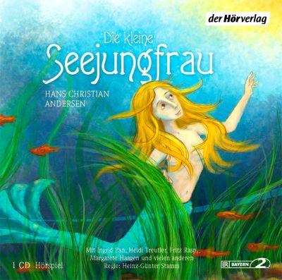 Die kleine Seejungfrau, 1 Audio-CD, Hans Christian Andersen