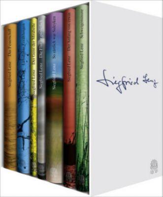 Die kleine Siegfried-Lenz-Bibliothek, 7 Bde., Siegfried Lenz