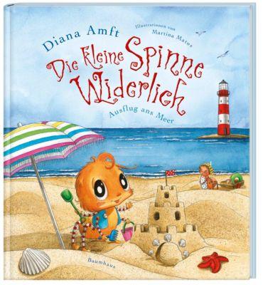 Die kleine Spinne Widerlich - Ausflug ans Meer, Diana Amft