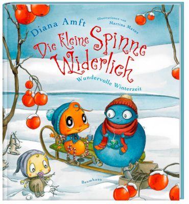Die kleine Spinne Widerlich - Wundervolle Winterzeit -  pdf epub