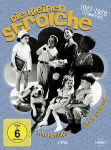 Die kleinen Strolche: 1927-1929 (Stummfilme), Art Lloyd, Robert A. McGowan, Robert F. Mcgowan, Hal Roach, H. M. Walker