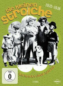 Die kleinen Strolche: 1935-1938, Art Lloyd, Robert A. McGowan, Robert F. Mcgowan, Hal Roach, H. M. Walker
