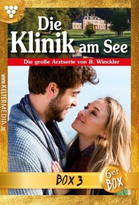 Die Klinik am See Box: Die Klinik am See Jubiläumsbox 3 – Arztroman, Britta Winckler