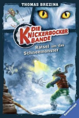 Die Knickerbocker-Bande Band 1: Rätsel um das Schneemonster, Thomas Brezina