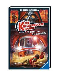 Die Knickerbocker-Bande Band 2: U-Bahn ins Geisterreich - Produktdetailbild 2