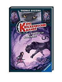 Die Knickerbocker-Bande Band 3: Der Panther im Nebelwald - Produktdetailbild 1