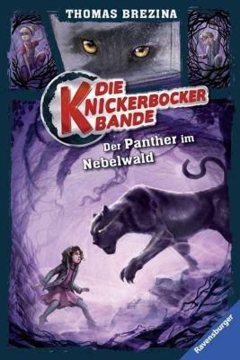 Die Knickerbocker-Bande Band 3: Der Panther im Nebelwald, Thomas Brezina