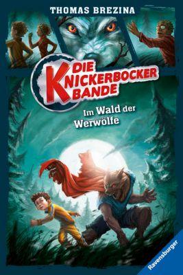 Die Knickerbocker-Bande Band 4: Im Wald der Werwölfe, Thomas Brezina