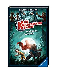 Die Knickerbocker-Bande Band 4: Im Wald der Werwölfe - Produktdetailbild 1