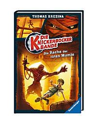 Die Knickerbocker-Bande Band 5: Die Rache der roten Mumie - Produktdetailbild 1