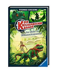 Die Knickerbocker-Bande Band 6: Das Haus der Höllensalamander - Produktdetailbild 1