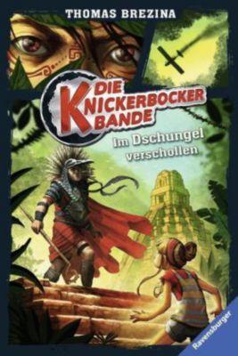 Die Knickerbocker-Bande Band 8: Im Dschungel verschollen, Thomas Brezina