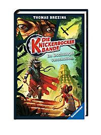 Die Knickerbocker-Bande Band 8: Im Dschungel verschollen - Produktdetailbild 1