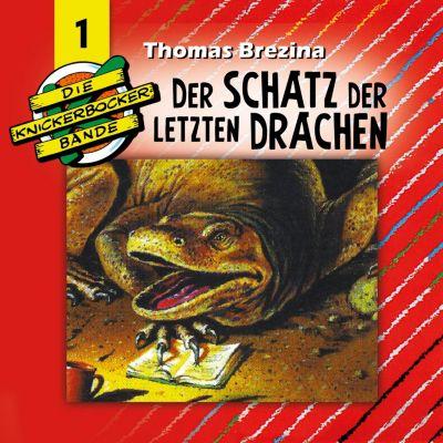 Die Knickerbocker-Bande: Die Knickerbocker-Bande, Folge 1: Der Schatz der letzten Drachen, Thomas Brezina, Tomas Kröger