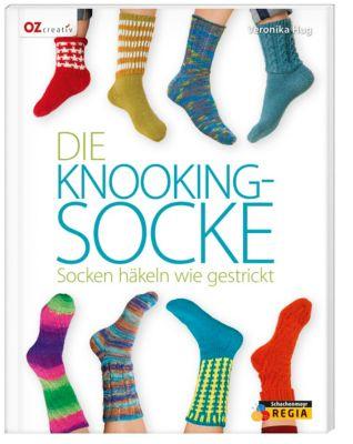 Die Knooking-Socke - Veronika Hug |