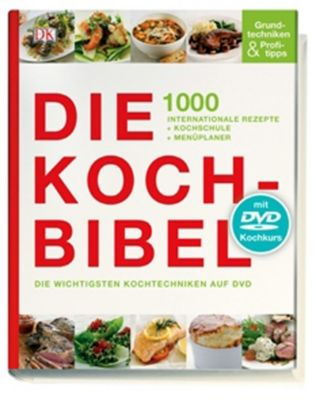 Die Kochbibel, m. DVD