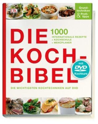 Die Kochbibel, m. DVD