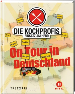 Die Kochprofis - Einsatz am Herd - On Tour in Deutschland