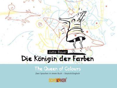 Die Königin der Farben, Jutta Bauer