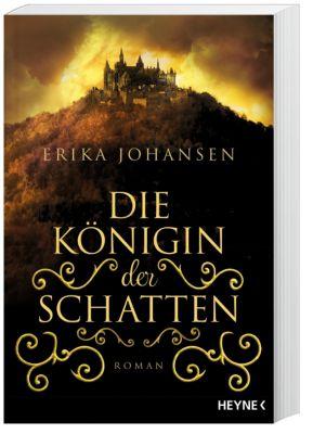 Die Königin der Schatten, Erika Johansen