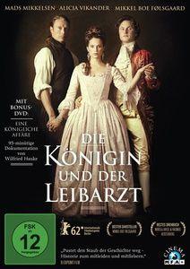 Die Königin und der Leibarzt, Bodil Steensen-Leth, Rasmus Heisterberg, Nikolaj Arcel