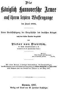 Die Königlich Hannoversche Armee auf ihrem letzten Waffengange - Produktdetailbild 1