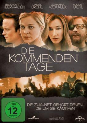 Die kommenden Tage, Daniel Brühl,Johanna Wokalek Bernadette Heerwagen