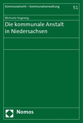 Die kommunale Anstalt in Niedersachsen, Michaela Hogeweg