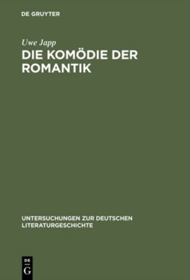 Die Komödie der Romantik, Uwe Japp