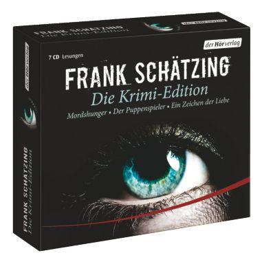Die Krimi-Edition, Hörbuch, Frank Schätzing