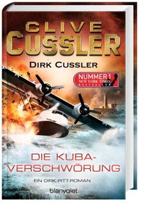 Die Kuba-Verschwörung, Clive Cussler, Dirk Cussler